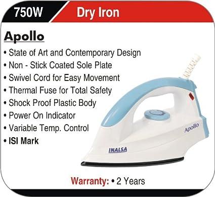 Inalsa-Apollo-Dry-Iron