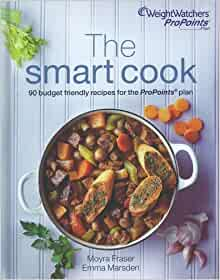 weight watchers propoints plan the smart cook 90 budget recipes for the propoints plan amazon. Black Bedroom Furniture Sets. Home Design Ideas
