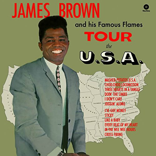 james brown star time CD Covers