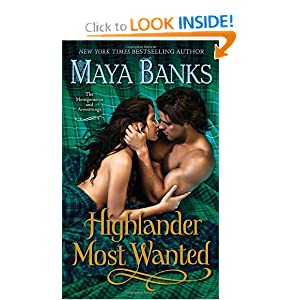 Highlander Most Wanted (The Montgomerys and Armstrongs 2) - Maya Banks