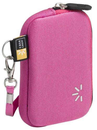 Case Logic UNZB-2 Compact Camera Case (Pink)