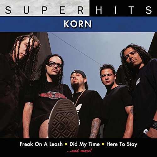 Korn: Super Hits by Korn (2009-02-24)