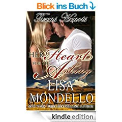 Her Heart for the Asking, a Western Romance (Book 1) (Texas Hearts) (English Edition)