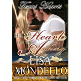 Her Heart for the Asking, a Western Romance (Texas Hearts Book 1) ~ Lisa Mondello