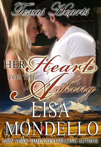Image of Her Heart for the Asking: a western romance (Texas Hearts Book 1)