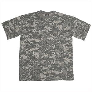 US Military Army T-Shirt Airsoft ACU Digital Camo by MFH