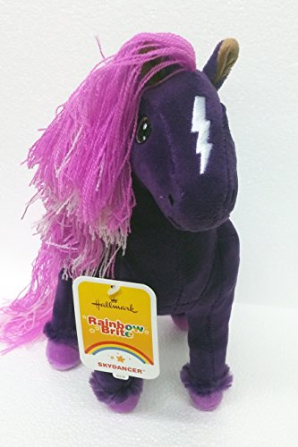 hallmark-rainbow-brite-skydancer-horse-stuffed-plush-kid3470