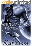 Alien Warrior's Captive Earthling: SciFi Alien Romance