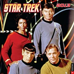 Star Trek 2013 Wall Calendar: The Original Series by Cbs