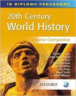 exam essays 20th century world history