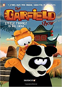 The Garfield Show #4: Little Trouble in Big China: Jim Davis, Cedric