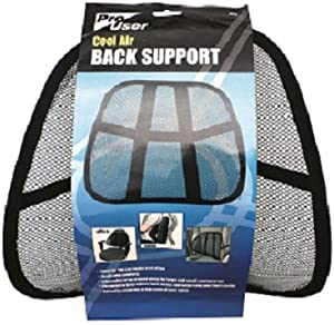 Mesh Lumbar Back Support For Office Chair Car Seat Etc Office