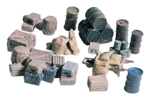 woodland-scenics-ho-scale-scenic-details-crates-barrels-and-sacks-by-woodland-scenics