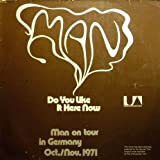 Man - Do You Like It Here Now, Are You Settling In? - United Artists Records - UAS 29 236 ET
