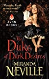img - for The Duke of Dark Desires book / textbook / text book
