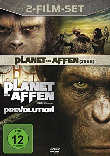 Planet der Affen / Der Planet der Affen: Prevolution [2 DVDs]