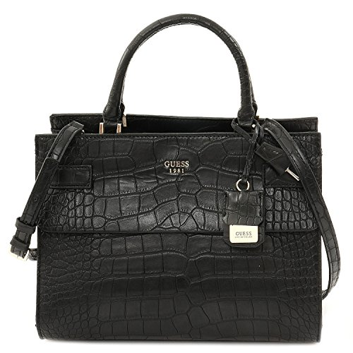 Guess Tasche - Cate - Satchel - Black thumbnail