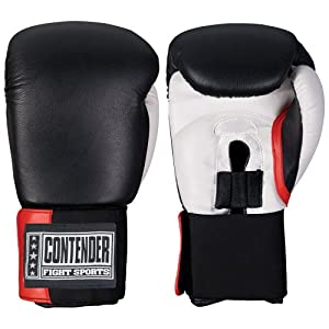Contender Fight Sports Boxing Training Gloves (18-Ounce)