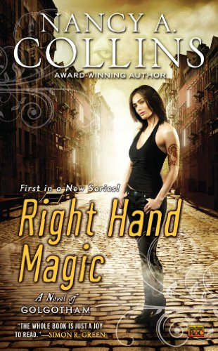 Right Hand Magic (Golgotham #1)