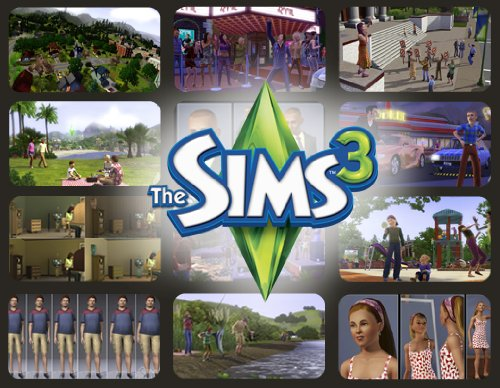 The Sims 3 on PC
