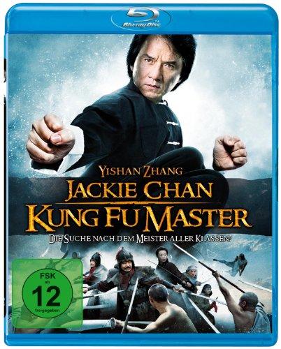 Jackie Chan - Kung Fu Master [Blu-ray]