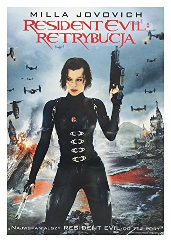 Resident Evil: Retribution [DVD] [Region 2] (English audio. English subtitles) by Milla Jovovich