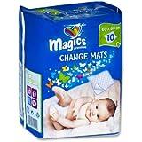 babies best Magics Wickelunterlagen 10 Stück, 3er Pack (3 x 10 Stück)