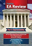 img - for PassKey EA Review; Part 3: Representation,: IRS Enrolled Agent Exam Study Guide: 2016-2017: Edition book / textbook / text book
