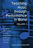 img - for Teaching Music Through Performance in Band, Vol. 2 book / textbook / text book