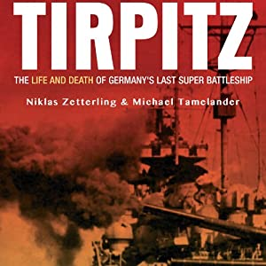 Tirpitz Audiobook