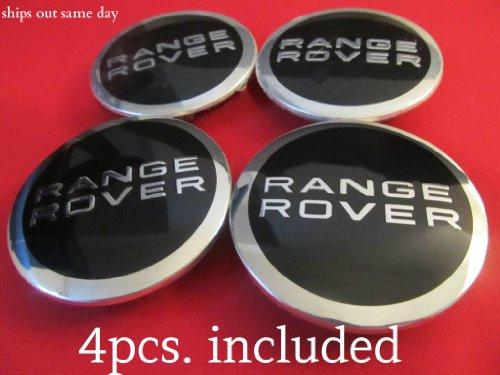 4pcs. New Land Rover Wheel Center Caps Wheel Hub Center Set Cap Matte Green (Range Rover P38 compare prices)