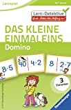 Lern-Detektive - Lernspiel: Das kleine Einmaleins. Domino
