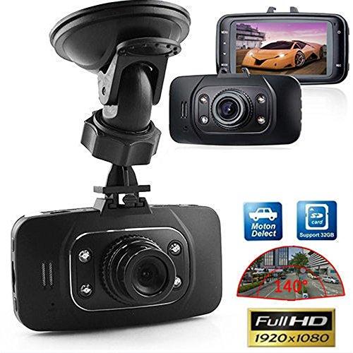 "Mini 2.7"" Full HD 1080P Auto Kamera DVR Recorder TFT LCD Camcorder car Video LED Überwachungskamera Advanced Portable Car Camcorder Dashcam nachtdicht rekorder HD Chipset Novatek 96220"