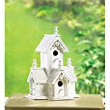 Zingz & Thingz Historic Manor Birdhouse - 57070172 ;supply_from:shop_freely