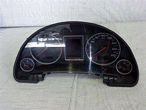 アウディ:アウディ・A4《8EAMBF》スピードメーター
