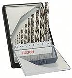Bosch 2607010535 135 mm HSS-G Drill Bits (10-Piece)