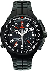 TX Men's T3B851 700 Series Sport Fly-back Chronograph Dual-Time Zone Watch