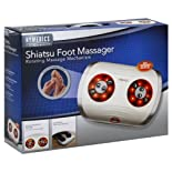 HoMedics Shiatsu Foot Massager, with Heat