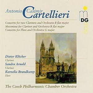 Cartellieri: Wind Concertos Vol. 2