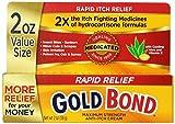 Gold Bond Maximum Strength Medicated Anti-Itch Cream, 2 Oz