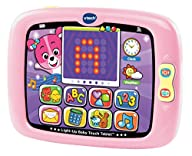 VTech Light-Up Baby Touch Tablet, Pink