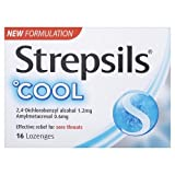 Strepsils Cool 16 Lozenges