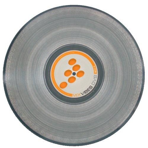 Mixvibes Spare Vinyl Pack, Transparent