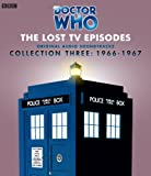 Doctor Who: The Lost TV Episodes: Collection Three: 1966-1967 (Soundtrack Recordings)
