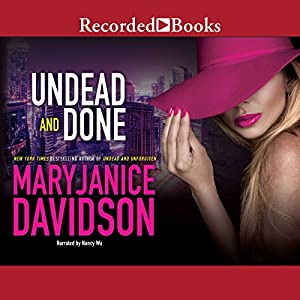 Undead and Done Audiobook