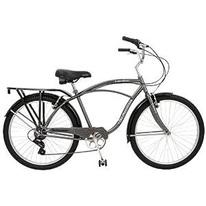 Schwinn Lakeshore Men's Cruiser Bike
