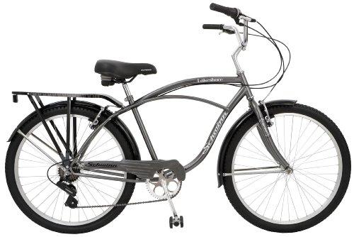 Schwinn Lakeshore Men's Cruiser Bike (26-Inch Wheels)