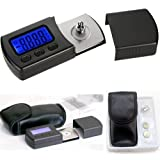 Yosoo NEW Vesion Professional LP Digital Turntable Stylus Force Scale Gauge led