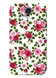 KanvasCases Printed Back Cover For Samsung Galaxy S4 + Free Earphone Cable Organizer