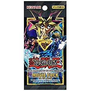 遊戯王OCG Yu-Gi-Oh! THE DARK SIDE OF DIMENSIONS MOVIE PACK BOX